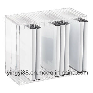 High Quality Acrylic DVD Rack with SGS Certificates pictures & photos