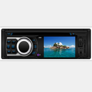 Fixed Panel LCD Car MP3 Player with Modulator Remote pictures & photos