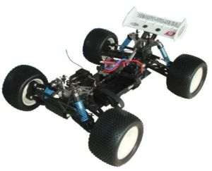 Hot Sales 1: 18 Scale Electric 4WD Shaft Drive Truck pictures & photos