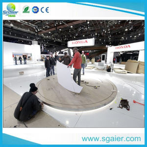 Sgaierstage Revolving Stage for Car Display, Exhibition Stage Car Rotating Stage pictures & photos