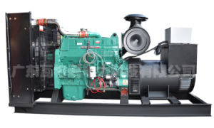Ce/ISO Certified Wagna 250kw Power Generator with Cummins Engine.