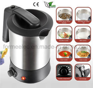Multifunctional Electrical Kettle 800ml pictures & photos