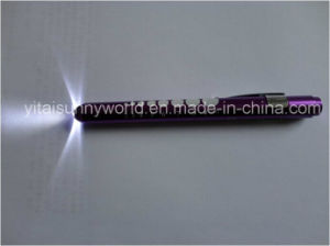 Aluminum-Alloy  Penlight with LED Light (SW-PL33) pictures & photos