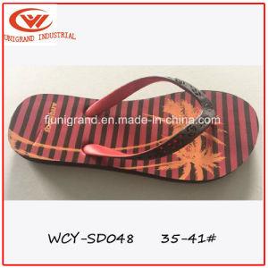 Good Quality Ladies EVA Slipper Beach Sandals pictures & photos
