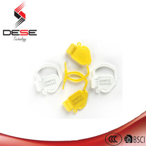 Ds-6002 Good Reputation Easy Lock Plastic Padlock Seal for Packaging pictures & photos