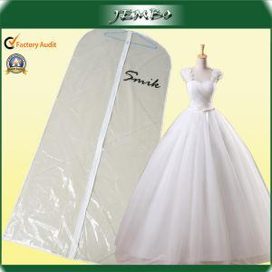 Custom Printing Clear PEVA Transparent Wedding Dress Bag pictures & photos