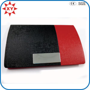 Assorted Color Leather Card Holder for Lady pictures & photos