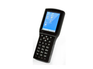 F8 Handheld POS Terminal for RFID Card. Contact IC EMV Card