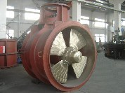 Fixed Pitch and Controllable Pitch (CPP) Marine Tunnel Thruster (TT) pictures & photos