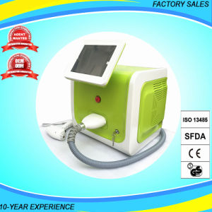 Customize Logo Portable Diode Laser Hair Removal pictures & photos