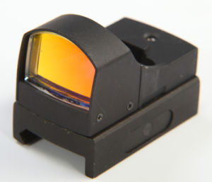 Mini 1x22 Airsoft Qd Auto Brightness Red DOT Hunting Sight pictures & photos