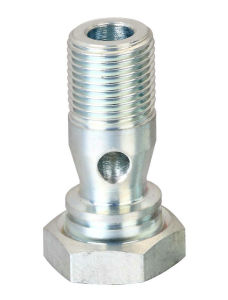 Male Connector for Lubrication System Fittings pictures & photos
