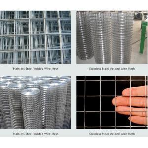 Powder Coated Welded Wire Mesh Fencing / Galvanized Welded Wire Mesh Panel Yaqi Factory Supply pictures & photos