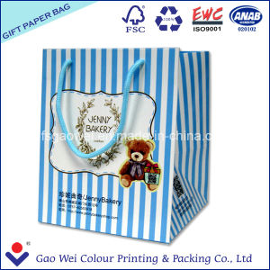 Printed Paper Bag for Cookie & Chocolate pictures & photos