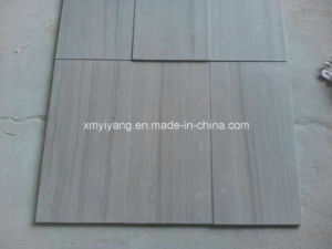 Athen Wood Stone Marble Flooring Tiles for Decorating Material pictures & photos