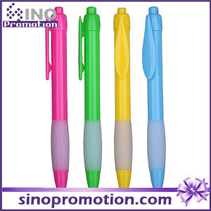 Cool Color Promotional Gift Ball Pen Plastic Advertising Pen pictures & photos