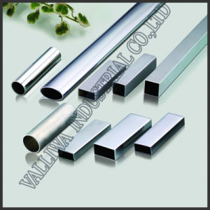 Stainless Steel Pipe Satin Finish pictures & photos