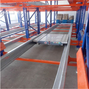 Hot Sell Heavy Duty Pallet Radio Shuttle Pallet Rack System pictures & photos