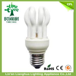 45W 6000h 4u Lotus Flowers Shaped Energy Saving Light Lamp pictures & photos