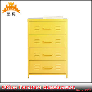 Colorful Steel 4 Drawer Storage Locker pictures & photos