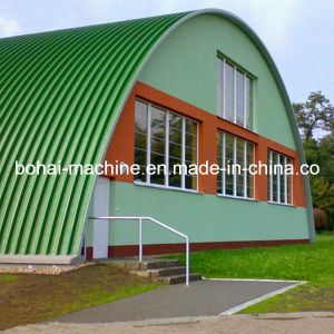 Bohai Arch Roof Roll Forming Machine pictures & photos