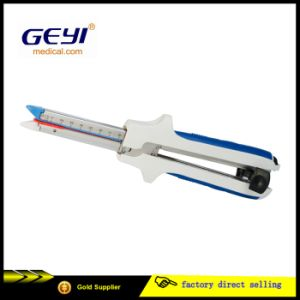 Disposable Medical Surgical Laparoscopic Linear Cutter Stapler for Alimentary Canal Operation pictures & photos