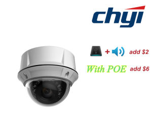 Sony Imx322 1080P Vandalproof HD IR IP Dome Camera
