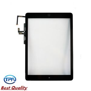 Factory Wholesale Touch Screen for iPad Air Digitizer Black