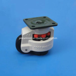 High Quality China Foot Master Caster with Installing Board Gd-120f pictures & photos