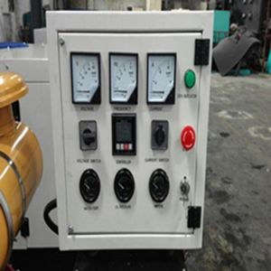Electric Start 4 Wheels Mobile Automatic Voltage Regulator Soundproof Diesel Generator pictures & photos