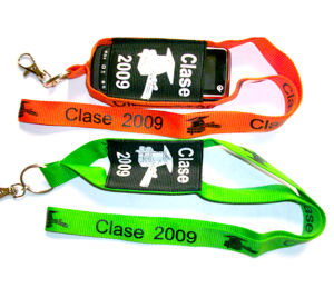 Wholesale Cheap Custom Printed Neck Microsoft Lanyards pictures & photos