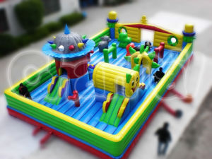 Inflatable Playground Amusement Park (CHOB149) pictures & photos