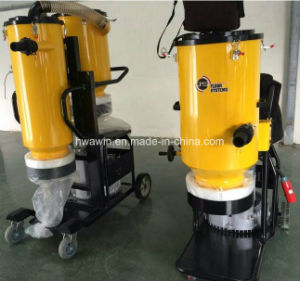 China d7 cyclone concrete dust industrial vacuum cleaner for Cleaning concrete dust