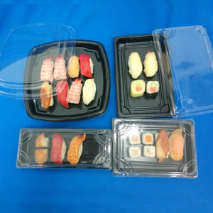 Transparent Plastic Packaging Box for Food Storage pictures & photos