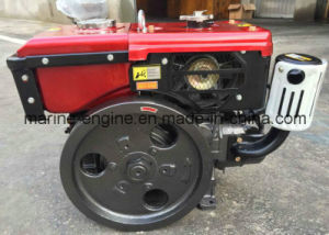 Water Cooled R180n Single Cylinder Diesel Engine for Sale pictures & photos