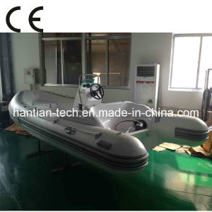 2-12p CE Semi Rigid Boat for Water Sport (RIB470C) pictures & photos