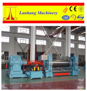 Lanhang Brand Rubber Two Roll Mixing Mill pictures & photos