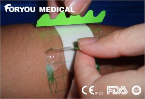 Medical Foam Dressing Manufactory pictures & photos