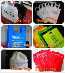 Non Woven Shoes Bag Machine (AW-XC700-800) pictures & photos