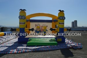 Despicable Me Themed Commercial Inflatable Bouncer Combo, Inflatable Mini Combo Jumper B2190 pictures & photos