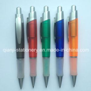 Popular Plastic Promotion Pen (P3013) pictures & photos