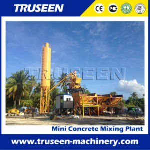 Factory Direct Sell Ready Mix Plant Manufacturers Hzs25 Concrete Batching Plant pictures & photos