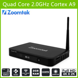 Kodi 14.2 Android TV Box Zoomtak T8 Support 4k2k pictures & photos