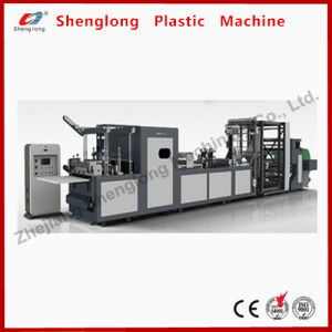 100GSM Non-Woven Bag Automatic Cutting and Sewing Machine pictures & photos