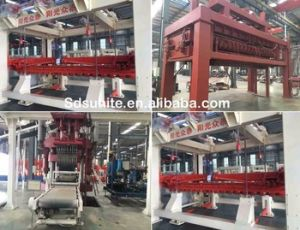 Autoclaved Aerated Concrete Block Making Machine pictures & photos