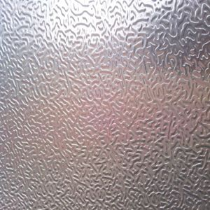 Clear Coating Stucco Aluminum Embossed Coil Sheet pictures & photos