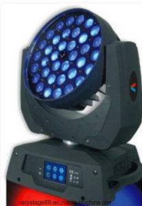 36X10W RGBW 4 In1 LED Wash Zoom LED Moving Head pictures & photos