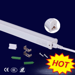 Hot Sale 12W LED Tube Light T5 with External Driver for Public Area pictures & photos