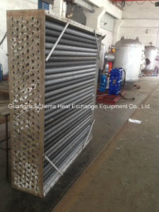Stainless Steel Spiral Finned Tube Air Heat Exchanger for Drying pictures & photos