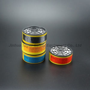 Gas Cartridge Chemical Respirator Filter (RC203) pictures & photos